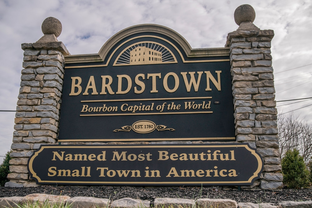 historical attractions in Downtown Bardstown